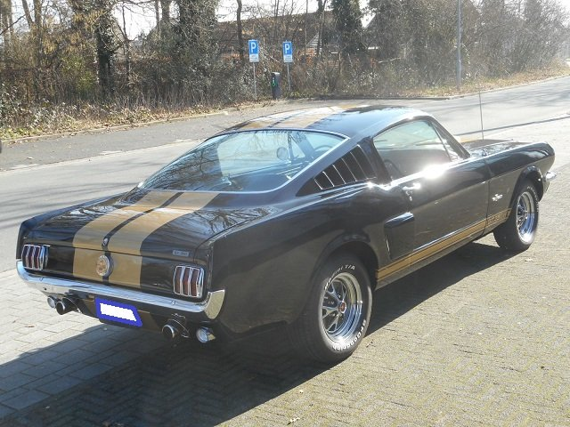 1965 FORD MUSTANG V8 FASTBACK FORD USA For Sale (picture 2 of 6)