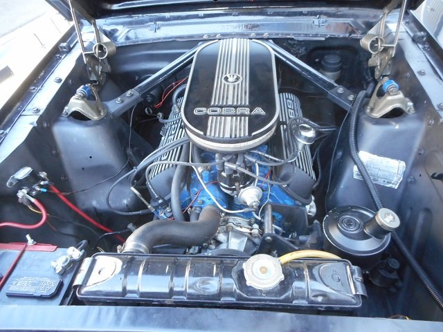 1965 FORD MUSTANG V8 FASTBACK FORD USA For Sale (picture 5 of 6)