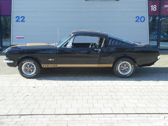 1965 FORD MUSTANG V8 FASTBACK FORD USA For Sale (picture 6 of 6)