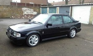 1988 Immaculate Ford Escort RS Turbo For Sale