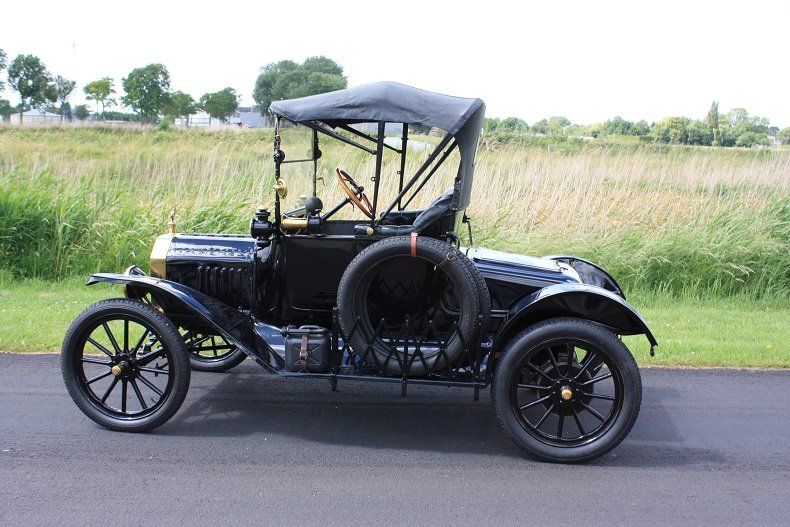 Ford Model T Runabout 1915 , 19950,- Euro  For Sale (picture 2 of 6)