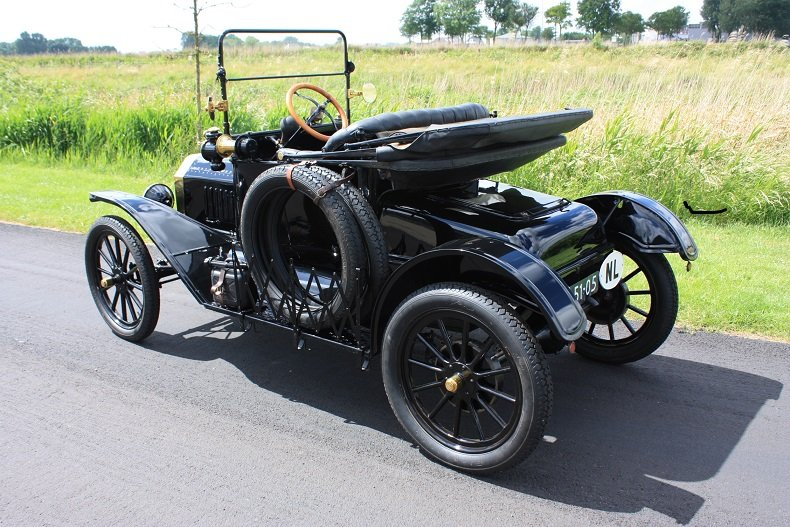 Ford Model T Runabout 1915 , 19950,- Euro  For Sale (picture 3 of 6)