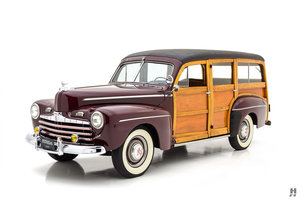 1946 FORD SUPER DELUXE STATION WAGON For Sale