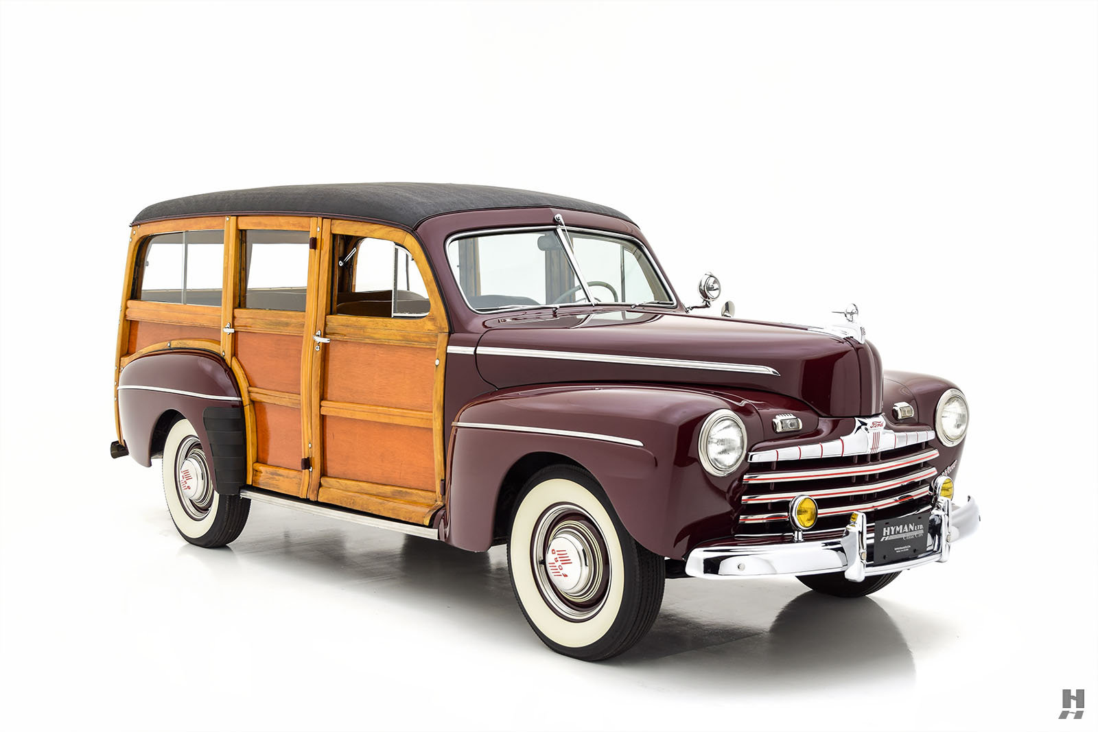 1946 FORD SUPER DELUXE STATION WAGON For Sale (picture 2 of 6)