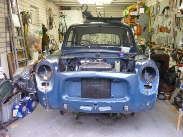 1959 Ford Anglia 100E, perfect day cruiser For Sale (picture 5 of 5)