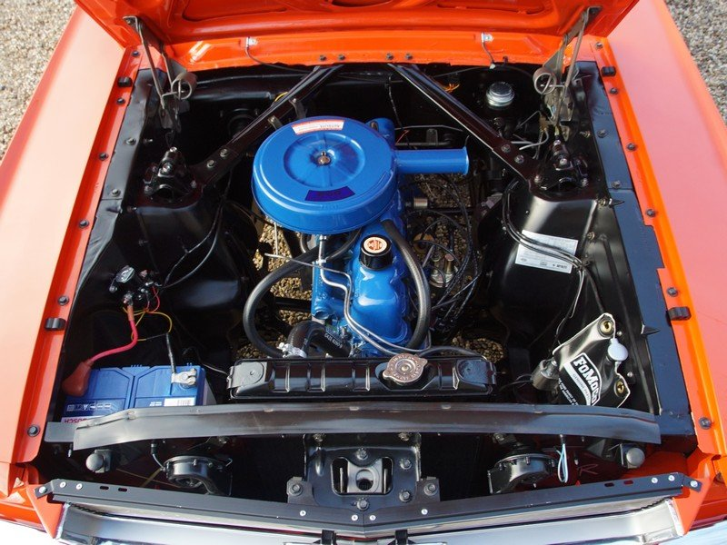 1966 Ford Mustang Fastback 2+2 manual, original color scheme For Sale (picture 4 of 6)