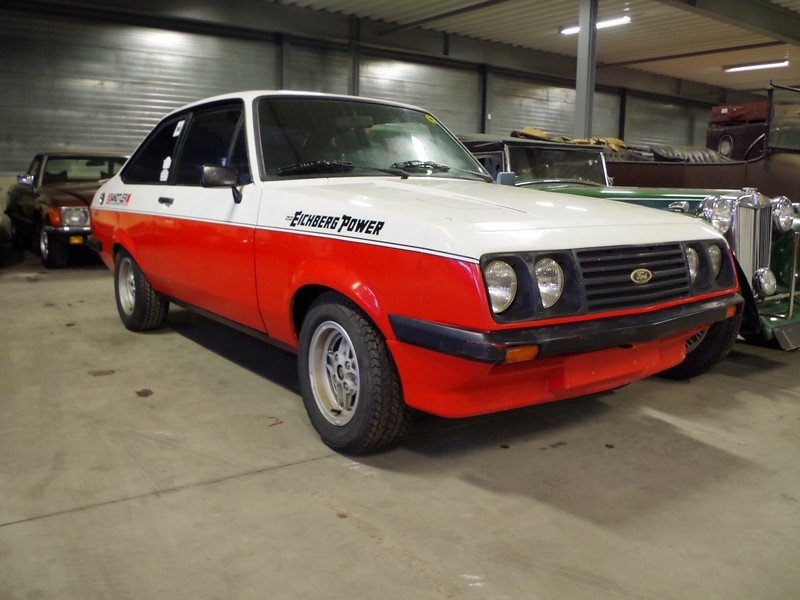 1977 Ford Escort RS2000 For Sale (picture 1 of 6)