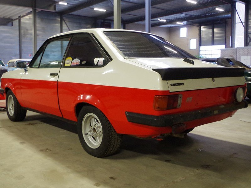 1977 Ford Escort RS2000 For Sale (picture 2 of 6)