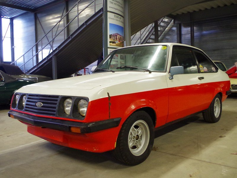1977 Ford Escort RS2000 For Sale (picture 5 of 6)
