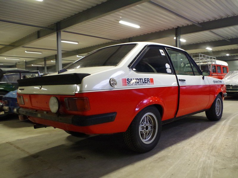 1977 Ford Escort RS2000 For Sale (picture 6 of 6)
