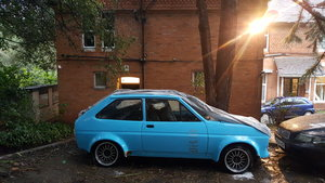 1984 Solid mk1 xr2 For Sale