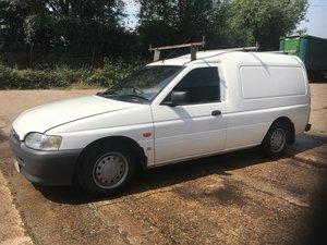 1999 Ford Escort 55 Van for Spares or Repair
