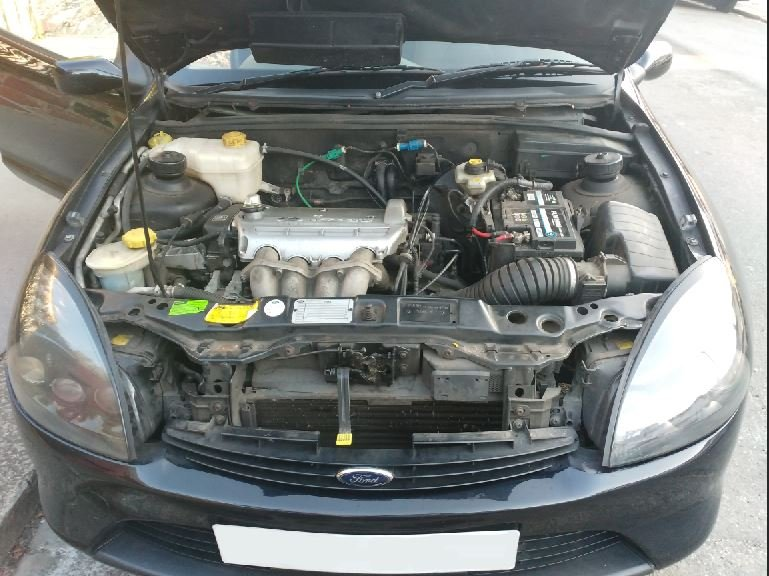 Ford Puma Black 1.7 3dr Coupe 2000 For Sale (picture 3 of 6)