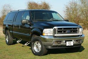 2002 Ford F250 7.3 V8 Powerstroke Diesel Lariat SuperDuty SOLD