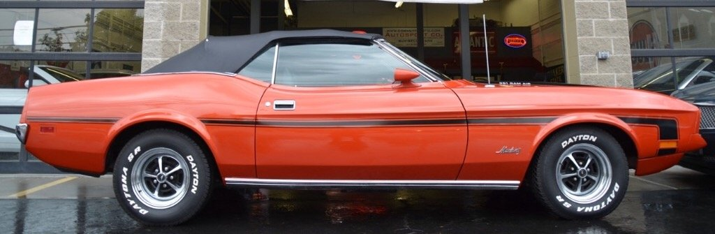 1972 Mustang Convertible For Sale (picture 4 of 6)