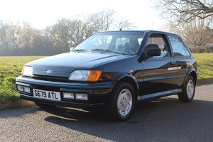Ford Fiesta XR2i 1989 - To be auctioned 26-04-19 For Sale by Auction