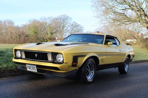 Ford Mustang Mach 1 1973 - To be auctioned 26-04-19 For Sale by Auction