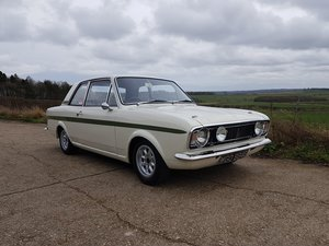 Ford Lotus Cortina MKII 1968 - To be auctioned 26-04-19 For Sale by Auction