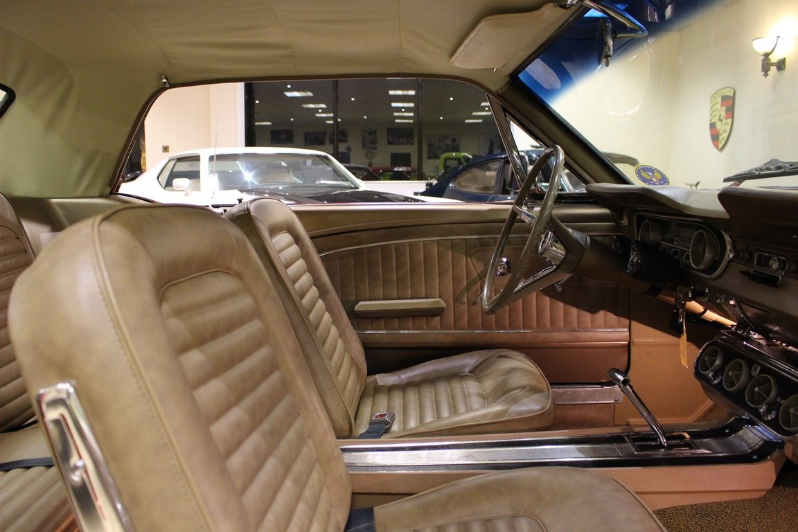 1965 1964 1/2 Ford Mustang 289 4.7 V8 Coupe SOLD (picture 5 of 6)