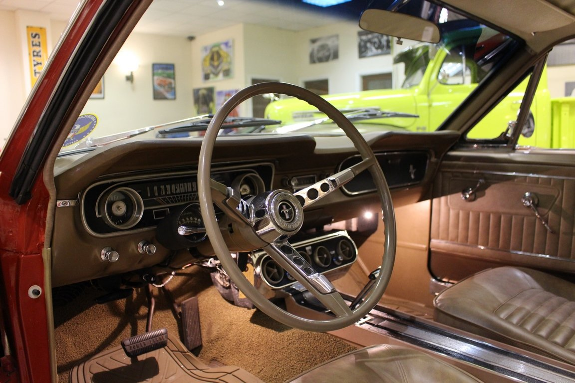 1965 1964 1/2 Ford Mustang 289 4.7 V8 Coupe SOLD (picture 6 of 6)