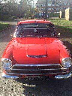 1966 MK 1 GT Cortina