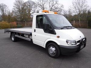**MARCH AUCTION**2004 Ford Transit Beavertail For Sale by Auction