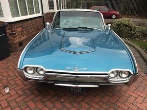 1961 Ford Thunderbird Coupe For Sale by Auction