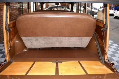 1941 Ford DeLuxe Woodie Wagon = Blue(~)Brown $79.5k For Sale (picture 5 of 6)