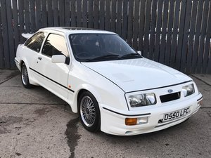 1986  FORD SIERRA RS COS-WORTH HIGHLY DESIRABLE SPORTING FORD