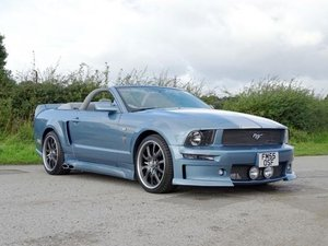 2006 Ford Mustang Convertible For Sale by Auction