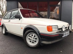 1987 Ford Fiesta XR2 For Sale by Auction