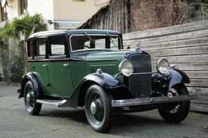 Ford Model B Fordor, 1934, RHD SOLD