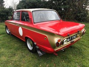 1965 MK1 Lotus Cortina Alan Mann replica For Sale