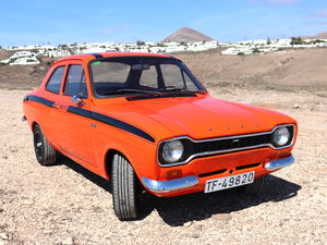 1969 Ford Escort MK1 Mexico Replica