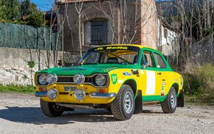 1968 Ford Escort Rallye Twin Cam MKI For Sale by Auction