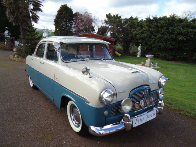 Ford Zodiac  Mk 1 1956 For Sale (picture 1 of 6)