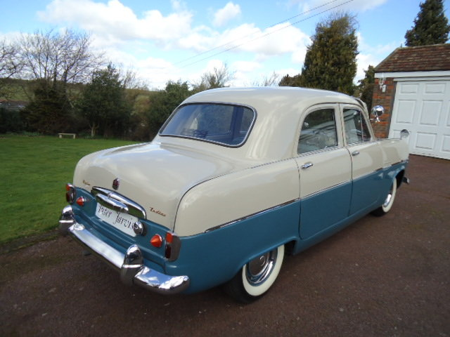 Ford Zodiac  Mk 1 1956 For Sale (picture 2 of 6)