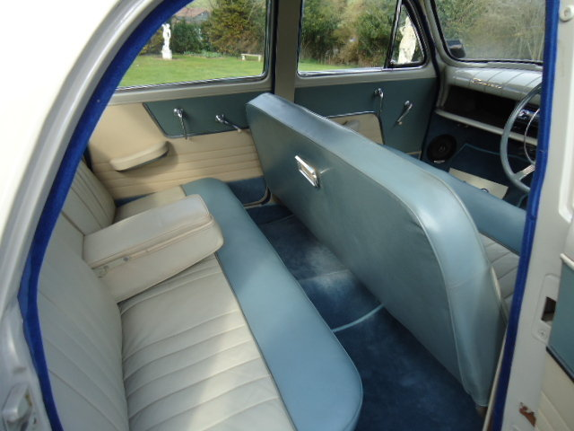 Ford Zodiac  Mk 1 1956 For Sale (picture 4 of 6)