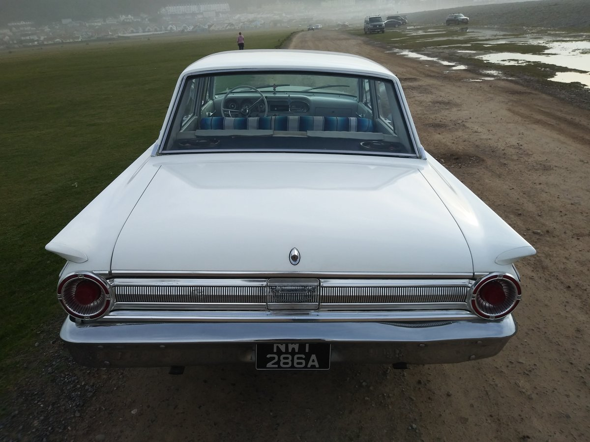 1963 Fairlane 500 'L' code V8 For Sale (picture 1 of 6)