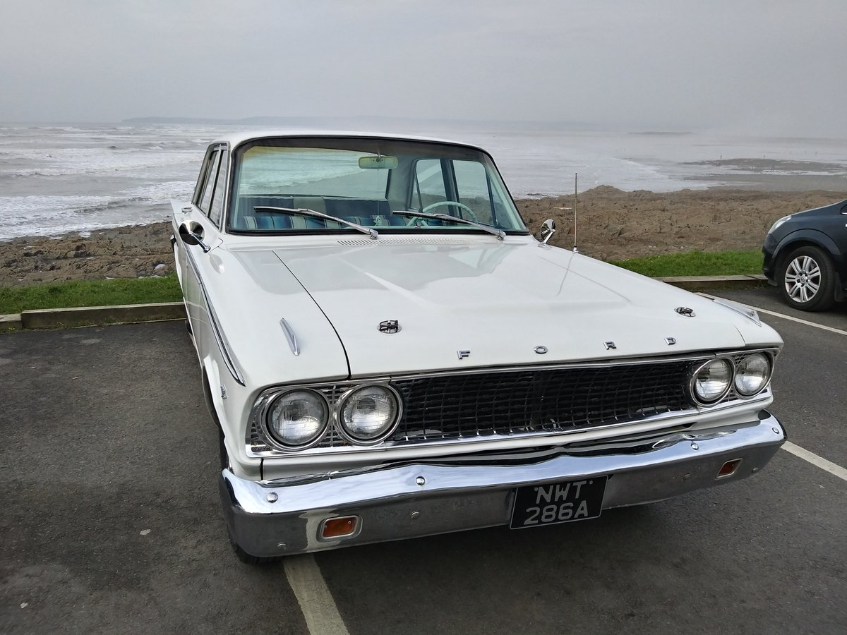 1963 Fairlane 500 'L' code V8 For Sale (picture 2 of 6)