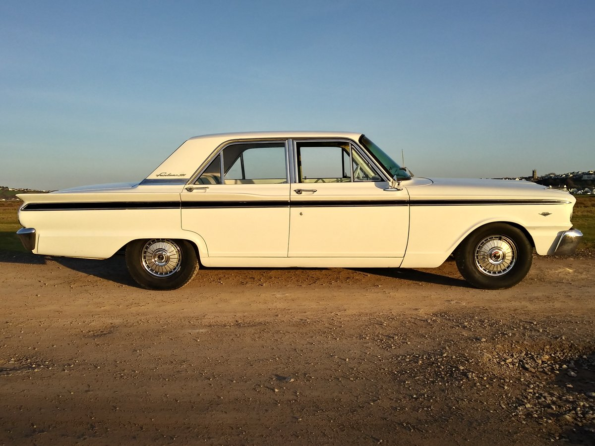 1963 Fairlane 500 'L' code V8 For Sale (picture 3 of 6)