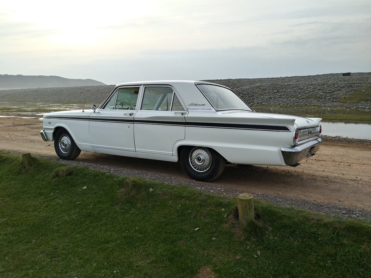 1963 Fairlane 500 'L' code V8 For Sale (picture 4 of 6)