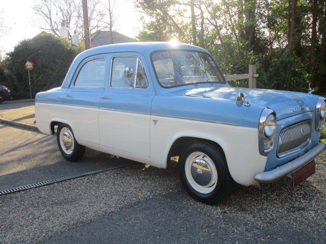 1957 Ford Prefect 100E (Card Payments Accepted & Delivery) SOLD (picture 1 of 6)