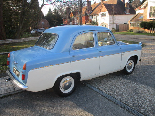 1957 Ford Prefect 100E (Card Payments Accepted & Delivery) SOLD (picture 2 of 6)
