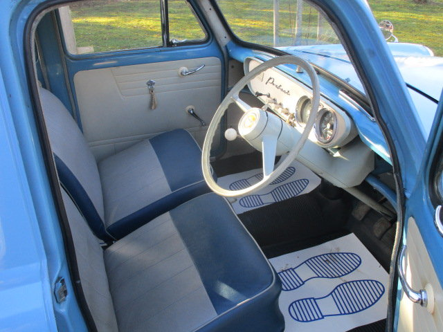 1957 Ford Prefect 100E (Card Payments Accepted & Delivery) SOLD (picture 3 of 6)