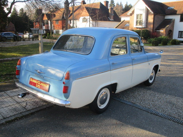 1957 Ford Prefect 100E (Card Payments Accepted & Delivery) SOLD (picture 6 of 6)