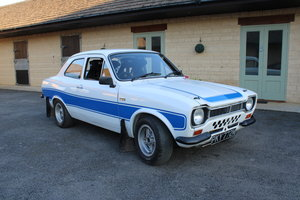 Picture of 1974  FORD RS2000 RALLY SPEC MSA PAPERS