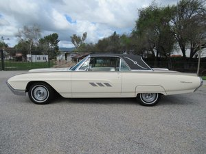 1963 Ford Thunderbird – Prince of Monaco For Sale