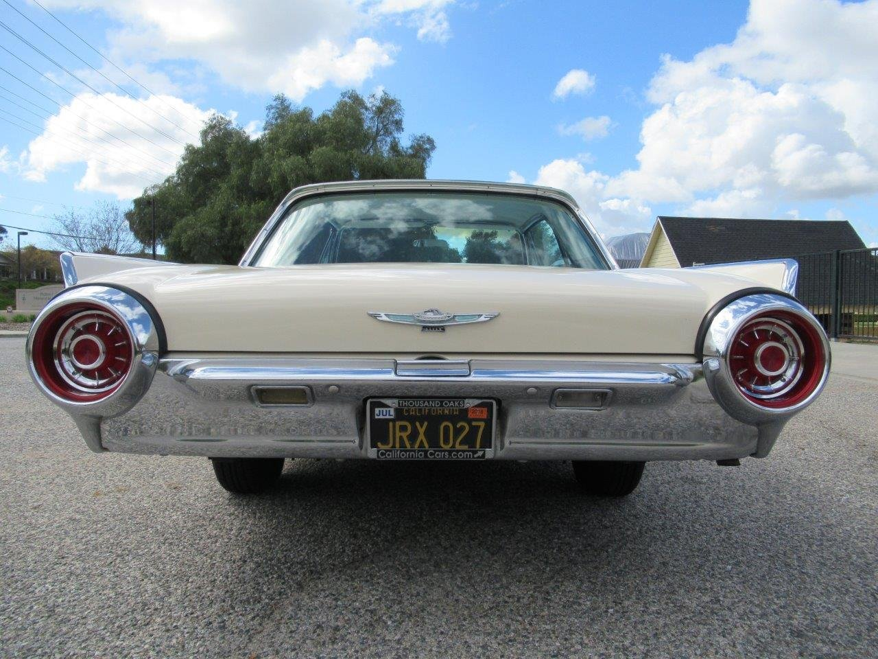 1963 Ford Thunderbird – Prince of Monaco For Sale (picture 4 of 6)