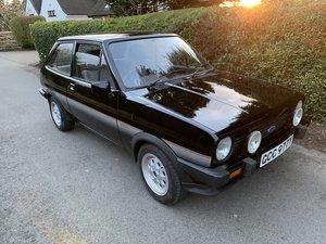 FORD FIESTA XR2 MK1    **1982 SHOW CAR** BARN FIND For Sale